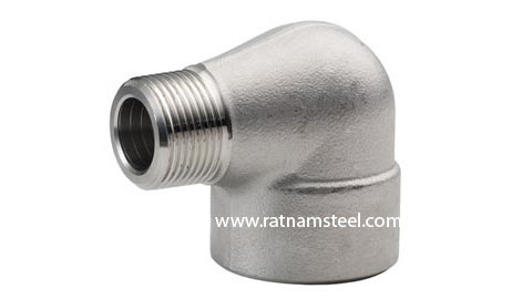 ASTM B564 Nickel 200 Forged 90 Elbow manufacturer in India