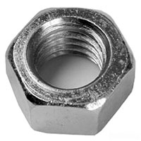 Alloy 20 Finished Hex Nuts