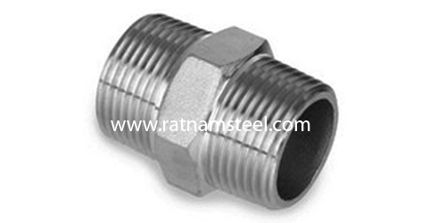 ASTM B564 Nickel 200 Bsp Npt Nipple manufacturer in India