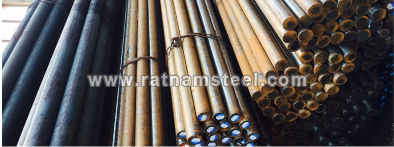 Carbon Steel EN-32B round bar exporter in india