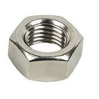 Inconel Finished Hex Nuts