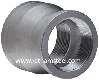 ASTM B564 Nickel 200 Forged Reducing Coupling manufacturer in India‎‎‎‎