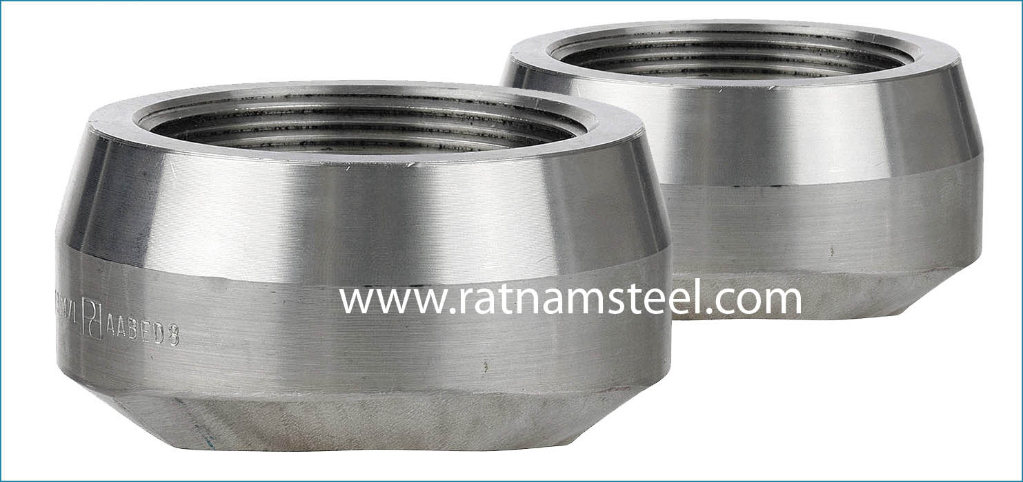 Nickel 200 Threaded Branches manufacturer in India