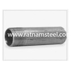 Nickel 200 Threaded One End Pipe Nipples manufacturer in India‎‎
