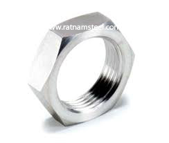 ASTM B564 Nickel 200 Locknut Fastening Thread manufacturer in India‎‎