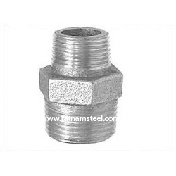 ASTM B564 Nickel 200 Forged Reducing Hex Nipple manufacturer in India‎‎‎‎‎‎