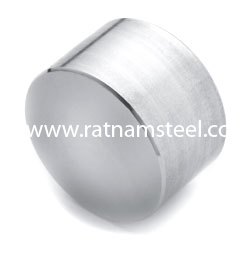 ASTM B564 Nickel 200 Forged Socketweld Cap manufacturer in India