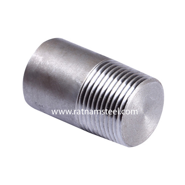 ASTM B564 Nickel 200 Taper Nipple manufacturer in India‎‎