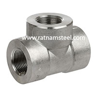 ASTM B564 Nickel 200 Forged Tee manufacturer in India‎‎‎‎‎‎‎‎‎