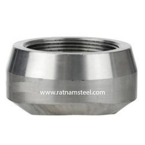 ASTM B564 Nickel 200 Forged Threaded Outlet manufacturer in India‎