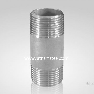 ASTM B564 Nickel 200 Tube Nipple manufacturer in India‎‎