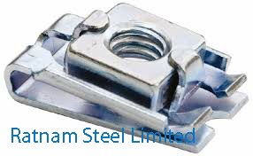 Stainless Steel 201/202 Cage Nuts manufacturer in India