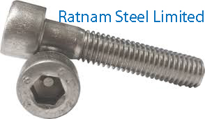 Stainless Steel 201/202 Cap Screws manufacturer in India