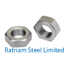 Stainless Steel 201/202 Coil Nuts manufacturer in India