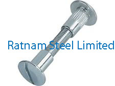 Stainless Steel 201/202 Connector Bolts manufacturer in India