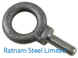 Stainless Steel 201/202 Eye Bolts manufacturer in India
