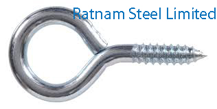 Stainless Steel 201/202 Eye screw manufacturer in India