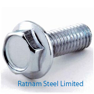 Stainless Steel 201/202 Flange Bolts manufacturer in India