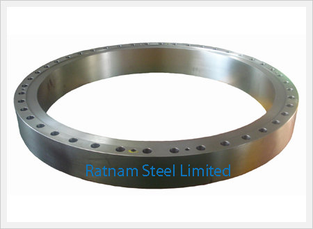 ASTM A403 201 Stainless Steel Flange Girth manufacturer in India