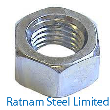 Super Duplex Steel 2507 High Nuts manufacturer in India