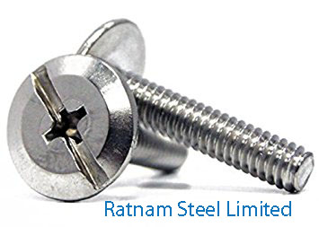 Stainless Steel 201/202 Hurricane Bolts manufacturer in India