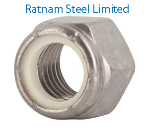 Stainless Steel 201/202 Lock Nuts manufacturer in India