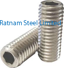 Stainless Steel 201/202 Metric set screws manufacturer in India