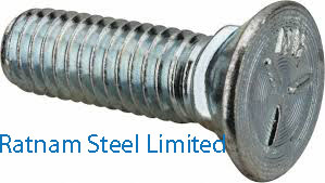 Super Duplex Steel 2507 Plow Bolts manufacturer in India