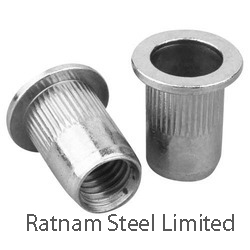 Stainless Steel 201/202 Rivet Nuts manufacturer in India