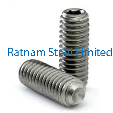 Stainless Steel 201/202 Set Screw manufacturer in India