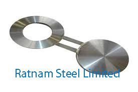 ASTM A403 201 Stainless Steel Flange Spectacle Blind manufacturer in India