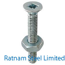 Stainless Steel 201/202 Stove Bolt manufacturer in India