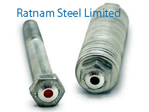 Stainless Steel 201/202 Tension Indicating Bolts manufacturer in India
