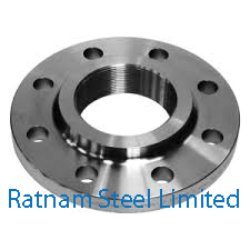 ASTM A403 201 Stainless Steel Flange threaded manufacturer in India