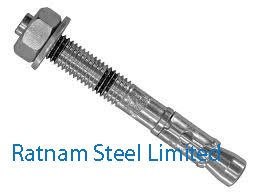Stainless Steel 201/202 Through Bolts manufacturer in India