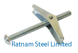 Super Duplex Steel 2507 Toggle Bolts manufacturer in India