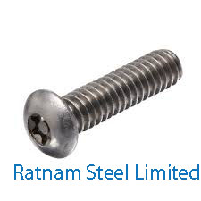 Super Duplex Steel 2507 Torx Bolts manufacturer in India
