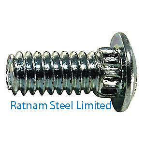Super Duplex Steel 2507 Track Bolts manufacturer in India