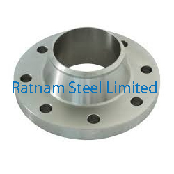 ASTM A403 201 Stainless Steel Flange weld neck manufacturer in India