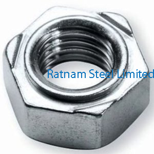 Stainless Steel 201/202 Weld Nuts manufacturer in India